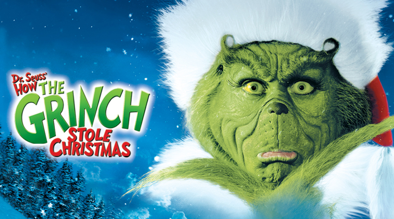 "Affiche ""How The Grinch Stole Christmas"" van film uit 2000"